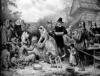 První den díkůvzdání: Jean Louis Gerome Ferris (1863 – 1930)